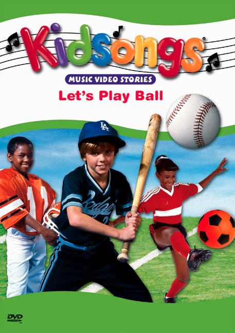 KIDSONGS:LET'S PLAY BALL BY KIDSONGS (DVD)