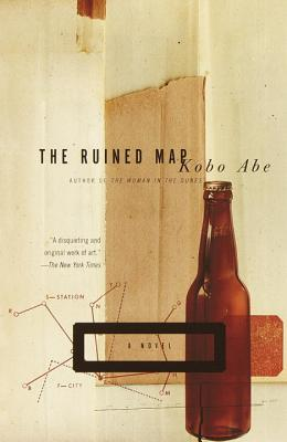 The Ruined Map By Abe, Kobo/ Saunders, E. Dale (TRN)/ Saunders, E. Dale